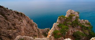Горы в Крыму