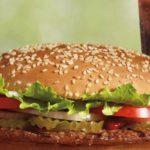 Бургер Кинг купоны и скидки, меню и цены. Все акции на сегодня